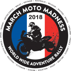 Le March Moto Madness France 2018